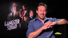 """Ryan Gosling Gets Embarrassed by a Dish Towel // """"wipe a dish with that, would ya"""""""