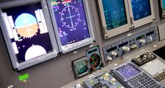 ARIA 200-M all-weather integrated avionics system
