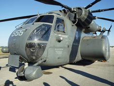 U.S. Navy Sikorsky MH-53E Sea Dragon 163069 of HM-14 Vanguard @ TIX - TICO Warbird Airshow 2011   by MDLPhotoz