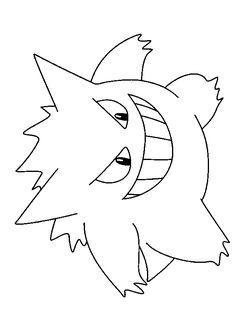 kleurplaat Pokemon - Pokemon