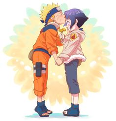 Naruto Kiss Hinata