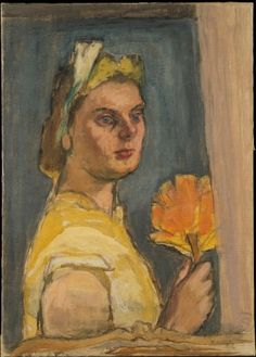 Marie-Louise von Motesiczky (Austria 1906-1996 England), Dorothy. Collection Marie-Louise von Motesiczky Charitable Trust.