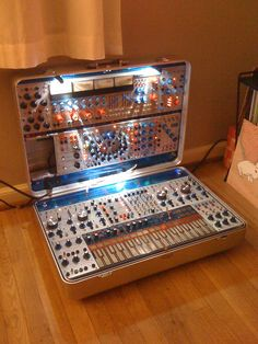 Suitcase Synth