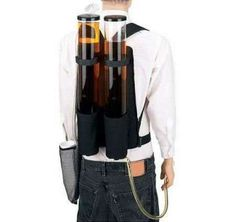 advanced backpacks...dual booze dispenser..