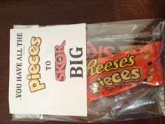 You have all the PIECES to SKOR big