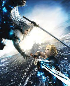 zerochan/Final Fantasy VII/Sephiroth/#1806755