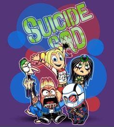 Arley Queen, Deadshot, Joker And Harley, Disney Marvel, Disney Pictures, Dc Comics, 1, Fan Art, Cartoon