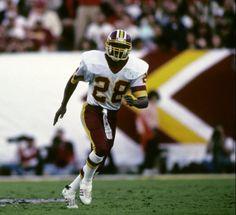 DB Darrell Green - Washington Redskins -Rookie Season-