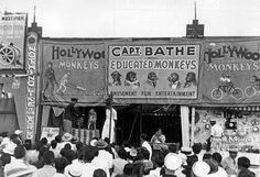 Entertainment, Manila Carnival 1932. Photo by Viktor Mussik. (Taken from Manila Nostalgia.)