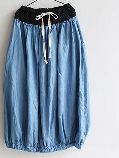 'eel' skirt