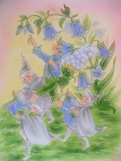 Christl Vogl little fairy #2