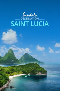 The Islands Are Our Home - Come Share Them With US! Enjoy an all inclusive vacation at any of our Sandals Resorts in St. Lucia.
