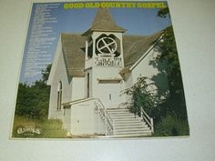 GOOD OLD COUNTRY GOSPEL Vinyl Record **FREE SHIPPING IN THE US**