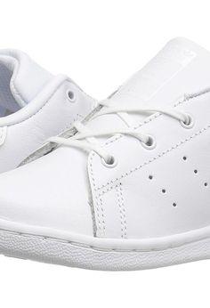 adidas Originals Kids Stan Smith (Toddler) (Footwear White/Footwear  White/Footwear