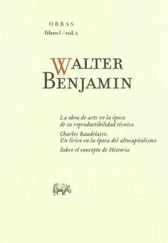 Walter Benjamin: La obra de arte...