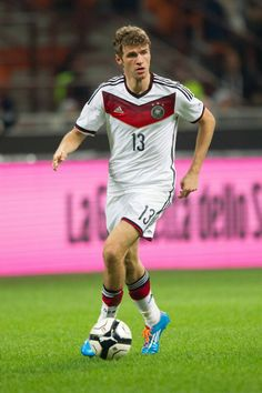 Muller 3 goals Germany 4-0 Portugal World Cup 2014 Brazil