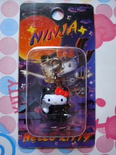@Suzy I. its a ninja Hello kitty best thing ever