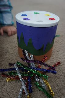 Worm house! Perfect for my Summer Reading Program
