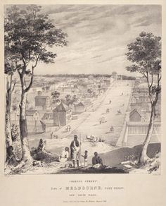 Title: Early History of the Colony of Victoria, Volume I Author: Francis Peter Labilliere * A Project Gutenberg Australia eBook * Australian Aboriginal History, Australian Artists, Aboriginal Culture, Aboriginal People, Colonial Art, Melbourne Victoria, Picture Collection, Vintage Images, Old Photos