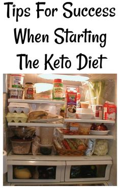 Here's a free printable with tons of Tips For Success When Starting The Keto Diet!! This is a roundup of tons of knowledge and expertise you NEED to know!!