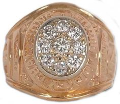 Montreal Canadiens - 1966 Stanley Cup Ring