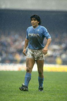 Maradona, SSC Napoli, 1984/85.