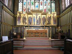 Exhibition All Saints' Church Leek