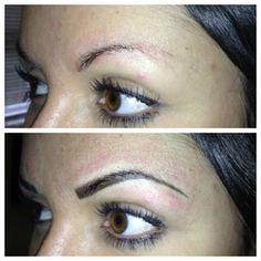 When I had my eyebrows done I was truly shocked. I'd never bothered with plucking. Never paid much attention. When I had them done I was astounded. Your eyebrows totally frame your face. Having this treatment literally makes you feel 10 yrs younger!!