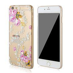 3Cworld iPhone 6 Plus Case Clear Matte Back Cover Hardshell with Design [5.5'' Hard Plastic] - Retail Packaging - 17 Patterns (flower-white) 3Cworld http://www.amazon.com/dp/B00VUHL0AG/ref=cm_sw_r_pi_dp_pzcyvb1BPP253