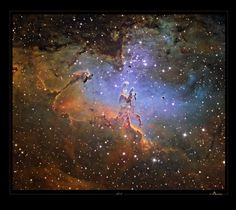 the Eagle Nebula - Whirlpool Galaxy-Andromeda Galaxy-Black Holes Hubble Pictures, Hubble Images, Eagle Nebula, Space Facts, Carina Nebula, Whirlpool Galaxy, Andromeda Galaxy, Space And Astronomy, Science Art
