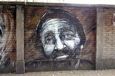 Sunday Street Art : C215 - avenue Paul Vaillant-Couturier - Vitry-sur-Seine | ParisianShoeGals