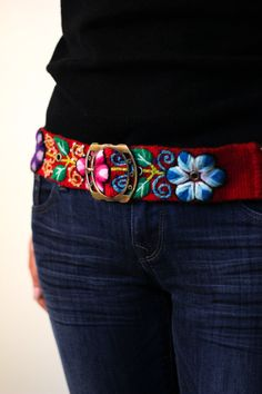 """This Floral Belt makes the Perfect Gift this Mother's Day! PIN OUR LISTINGS TO SAVE! To get a 15% discount on any order, just follow these steps: 1. Pin 3 of our listings to your Pinterest account. 2. Visit our Etsy shop www.etsy.com/shop/womensbelts and click on the """"Contact the shop owner"""" link on the left and send us a link to your pins. 3. We'll send you a 15% off coupon that can be used on any order from our shop!"""