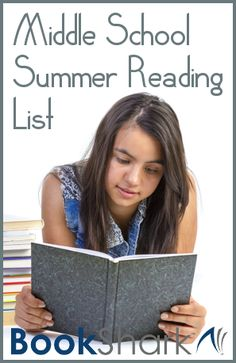 Middle School Summer Reading List