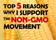I look for and purchase non-GMO products as much as possible.  Back to basics, simple food is always safest.