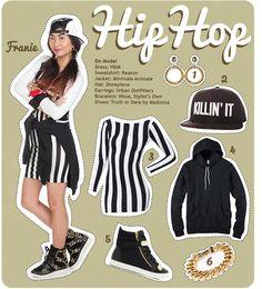 Trend Alert: Back To School Fashion for Girls | Hip Hop | FashionClub.com