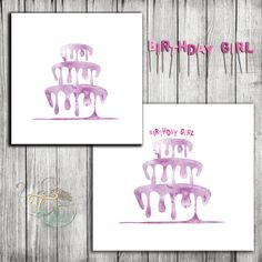Items similar to Birthday CLIPART SET Digital Happy purple watercolor BDay Party Clipart candles Printable Illustrations Birthday cakes on Etsy Birthday Clipart, Birthday Cakes, Girl Birthday, Cake Clipart, Jpg File, Scrapbook Paper Crafts, Bookmarks, Greeting Cards, Clip Art