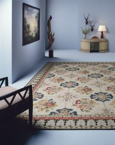 Where to Buy Gorgeous Floral Needlepoint Rugs: 9 Top Sources and Tips