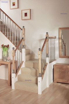 Satin Nickel Balusters
