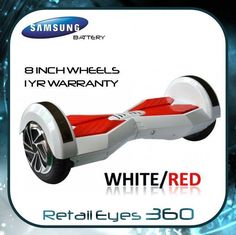 8 INCH NEW TWO WHEEL HOVERBOARD APP/REMOTE LED LIGHTS CARRYBAG SAMSUNG BATTERY E-Self Balancing Electric Scooter Hover Board <3 This is an AliExpress affiliate pin.  Clicking on the image will lead you to find similar product on AliExpress website
