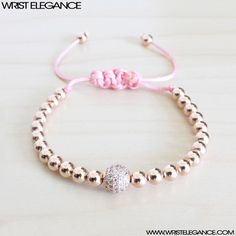 Luxury handmade jewelry available at www.wristelegance.com