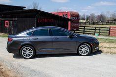 2015 Chrysler 200C First Impressions  http://avgcarguy.co/1vDitVF