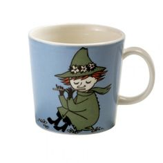 Snufkin blue. Available between 2002 - 2014