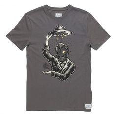 Tee-shirt Weatherman ELEMENT X TIMBER stone grey 29,00 € #skate #skateboard…