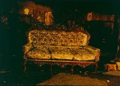 Rut Blees Luxemburg, 'The Libertine Sofa' 2003 Modern Photography, Artistic Photography, Photography Photos, Street Photography, University Of Westminster, Neon Noir, The Libertines, Modern Metropolis, Night City