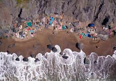 Beaches Around the World Seen from Above «TwistedSifter