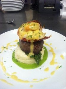 Pan Seared Filet Mignon #kitchencrayrecipe