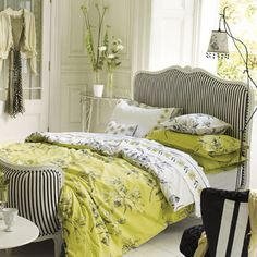 Designers Guild - Watelet Floral Bedding | Designers Guild UK