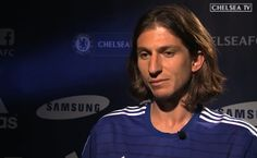 Filipe Luis Interview With Chelsea TV