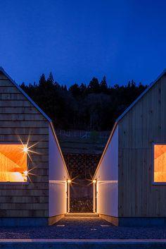 S Plus One : Cedar House, Pine House