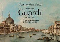 Francesco Guardi Venezia - Venice